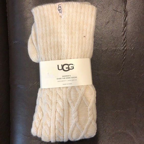 UGG Accessories - UGG over the knee socks